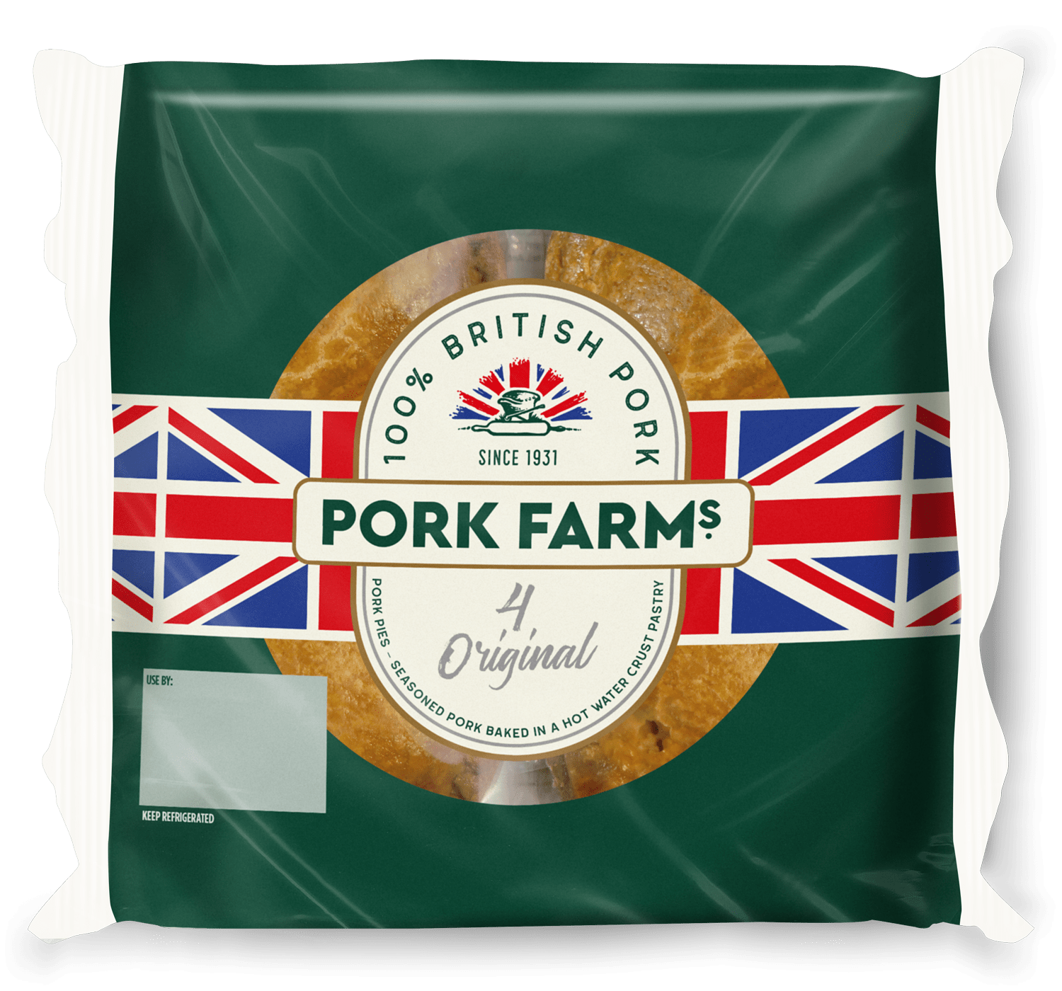 Pork farms category
